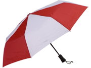Haas-Jordan by Westcott 3107 Automatic Open Close Golf Red-White