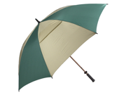Haas-Jordan by Westcott 8814 68 in. Hurricane 345 Tour Plus Umbrella Pine-Tan