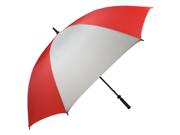 Haas-Jordan by Westcott 7617 Pro-Line Umbrella Red-Gray