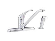 Kitchen Faucet, 1 Lever, 2.2 GPM, Chrome
