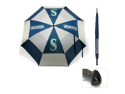 Team Golf 97469 MLB Seattle Mariners Umbrella