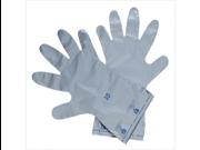 North Safety 068-SSG/9 Silver Shield Unique Flexible Film Glove Len14.5