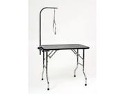"Precision Pet Products Professional Table & Loop 36"", Black - 2180-3624PWA"