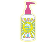 Sparklehearts Natural Beauty for Girls Shine Shampoo Hair Ca