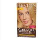 Revlon U-HC-4413 ColorSilk Beautiful Color No.74 Medium Blonde - 1 Application - Hair Color