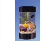 "Midwest Tropical AR-600 21"" High Aquascape 8 Gallon Round Aquarium"