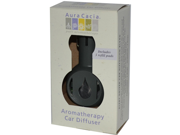 Aura Cacia 0318659 Aromatherapy Car Diffuser - 1 Diffuser