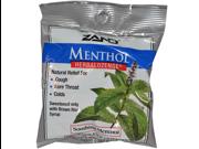 Zand 0978247 Menthol HerbaLozenge Soothing Menthol - 15 Lozenges