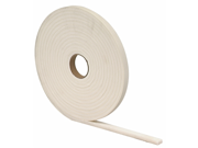 M-d Products 02758 .25 in. X 17 ft. White Waterproof & Airtight Foam Tape Weather Stri 9SIA00Y0PK5075