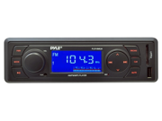 SOUND AROUND-PYLE INDUSTRIES PLR16MUA In-Dash AM-FM-MPX Receiver MP3 Playback with USB-SD Card