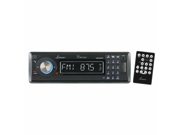 SOUND AROUND-LANZAR AUDIO AQCD60BTB AM-FM-MPX In-Dash Marine Detachable Face Radio