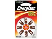Energizer AZ312DP Coin Cell Hearing Aid Battery