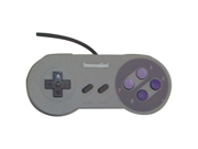 Super Nintendo Entertainment System Game Controller