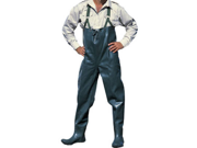 Wenzel 713099 Men's Heavy Duty Rubber Chest Waders - 9