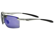 AO Safety 247-11442-00000 Dwos Occ103 Safety Glasses Black Alum Frame 1-O