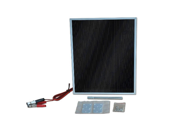 Miracle Products 41007 7 Watt Competition Solar Panel-Amorphous