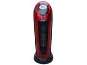 Optimus Space Heater Black H-7328