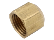 Anderson Metals 754040-10 .63 in. Brass Low Lead Flare Fitting