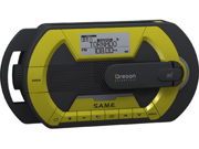Oregon Scientific WR203 Emergency Radio with NOAA Alert