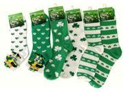 Bulk Buys St. Patrick - Holiday Socks - Case of 72