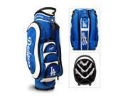 Team Golf 96335 MLB Los Angeles Dodgers - Medalist Cart Bag