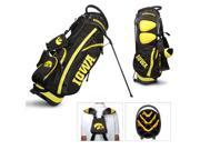 Team Golf 21528 Iowa Hawkeyes Fairway Stand Bag