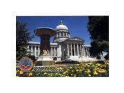 Bulk Buys Missouri Postcard 12819 State Capital - Case of 750