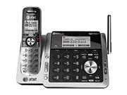 AT&T TL88102 2 Line Cordless System with ITAD