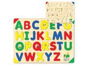The Learning Journey 285138 Lift & Learn ABC Puzzle 9SIA00Y0Z45797