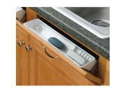 Rev-A-Shelf RS6591.14.15.4 14 in.L Sink Front Accessory Tray-Almond