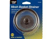Waxman Consumer Products Group 7639310N Mesh Strainer Basket