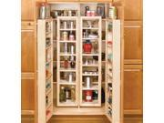 Rev A Shelf Rs4Wp18.45.Kit 45 In. Wood Swing Out Pantry Kit