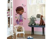 RoomMates RMK2283GM Doc McStuffins Peel & Stick Giant Wall Decals 9SIA00Y0Z77826