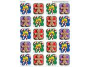 Teacher Created Resources 5745 Candy Canes-Gingerbread Stickers