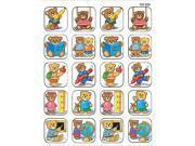 Teacher Created Resources 1250 School Bears Stickers