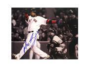 Steiner Sports RAMIPHS008014 Manny Ramirez Sepia Tone Home Run vs. Yankees 8x10 Photo