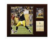 C & I Collectables 1215BENR NFL Ben Roethlisberger Pittsburgh Steelers Player Plaque 9SIV06W2J52078