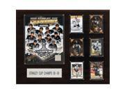 C & I Collectables 1620PENGSC09 NHL Penguins 2008-09 Stanley Cup Champions Plaque 9SIA00Y0Z81842