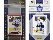 C & I Collectables LEAFS2TS NHL Toronto Maple Leafs Licensed Score 2 Team Sets 9SIA00Y0Z83286