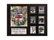 C & I Collectables 1620SB44 NFL New Orleans Saints Super Bowl XLIV Champions Plaque 9SIA00Y0Z82036