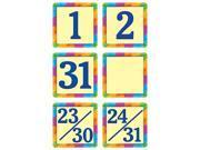 Teacher Created Resources 4582 Rainbow Calendar Days Mini Pack
