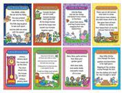 Teacher Created Resources 4398 Nursery Rhymes Bulletin Board - Set 1