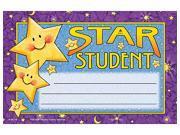 Teacher Created Resources 4508 Star Student Awards from Mary Engelbreit
