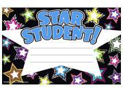Teacher Created Resources 5263 Fancy Stars Awards