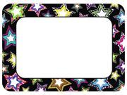 Teacher Created Resources 5260 Fancy Stars Name Tags