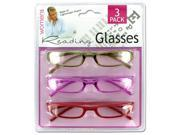 Womens reading glasses - Case of 16