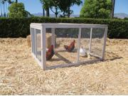 Precision Pet ExtHHPen Extreme Hen House Chicken Pen