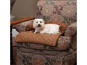 Solvit Products 62375 Loveseat Full-coverage Protector - Cocoa