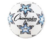 "Image of VIPER Soccer Ball Size 5 8 1/2""- 9"" dia. White"