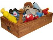 Dynamic Accents 42132 Small Pet Toy Box - Cedar